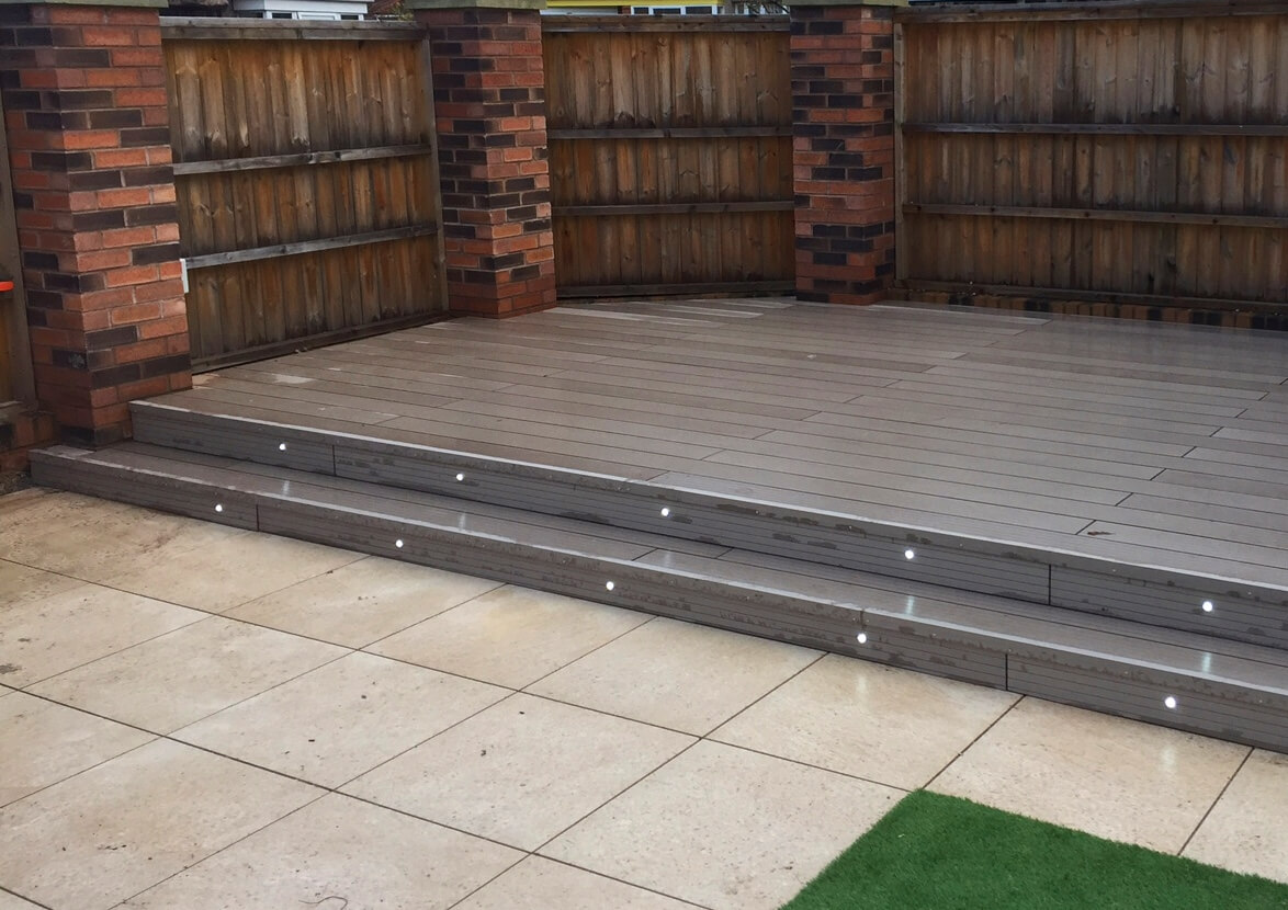 Composite Decking Abel Landscaping